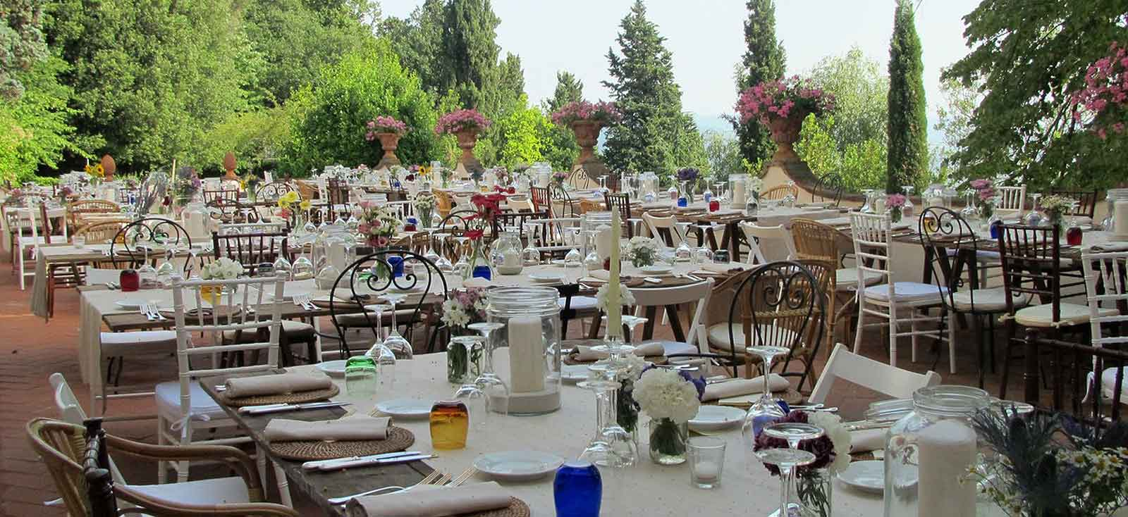 Outdoor Wedding In Italy Civil Religious And Symbolic
