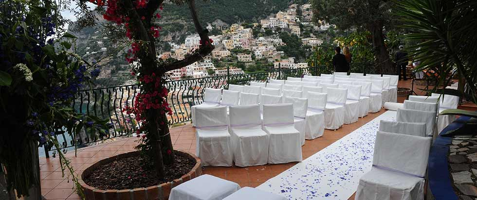 Wedding In Positano Villa Beach And Church Weddings In Positano