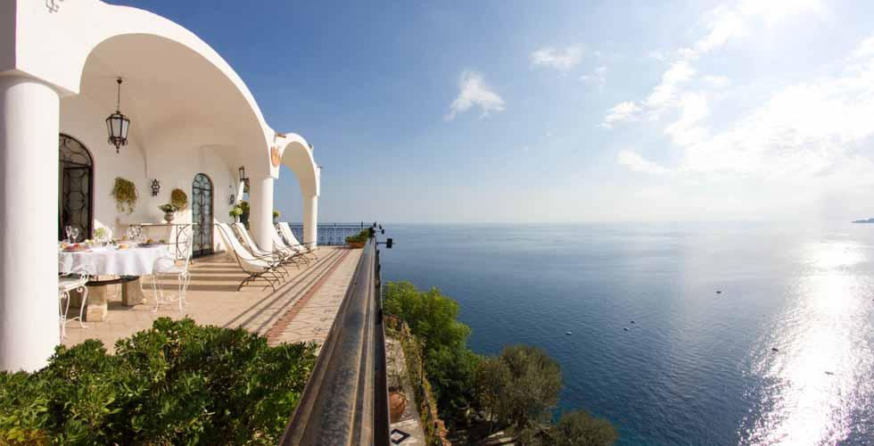 Weddings In Amalfi