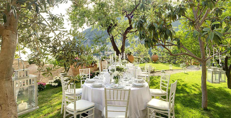 Villa San Giacomo Location In Amalfi Coast Positano