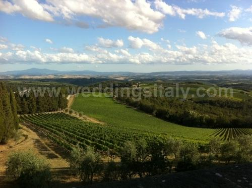 Getting married in Tuscany: a life experience