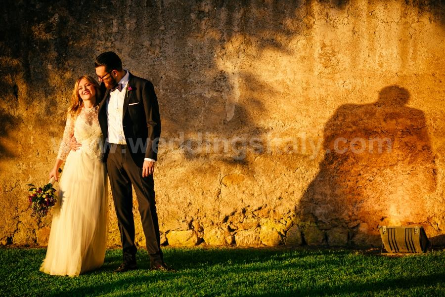 Destination Rome: Breathtaking wedding