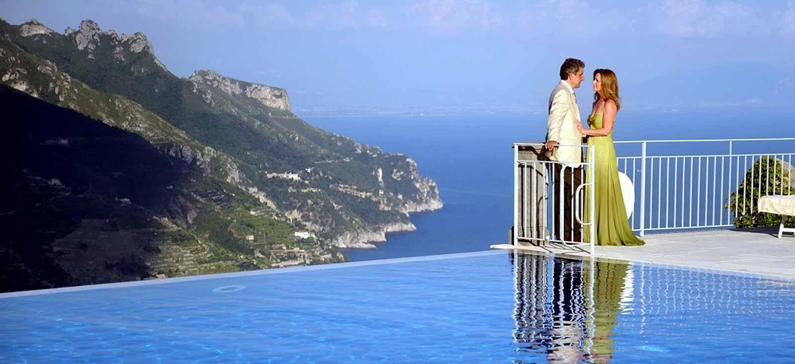 Wedding On Amalfi Coast Capri Positano Ravello And Sorrento