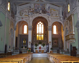 Wedding Settings in Italy: Churches