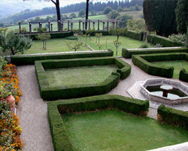 Wedding Settings in Italy: Gardens