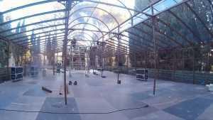 Michelangelo greenhouse