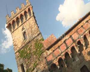 wedding in a castle - Florence