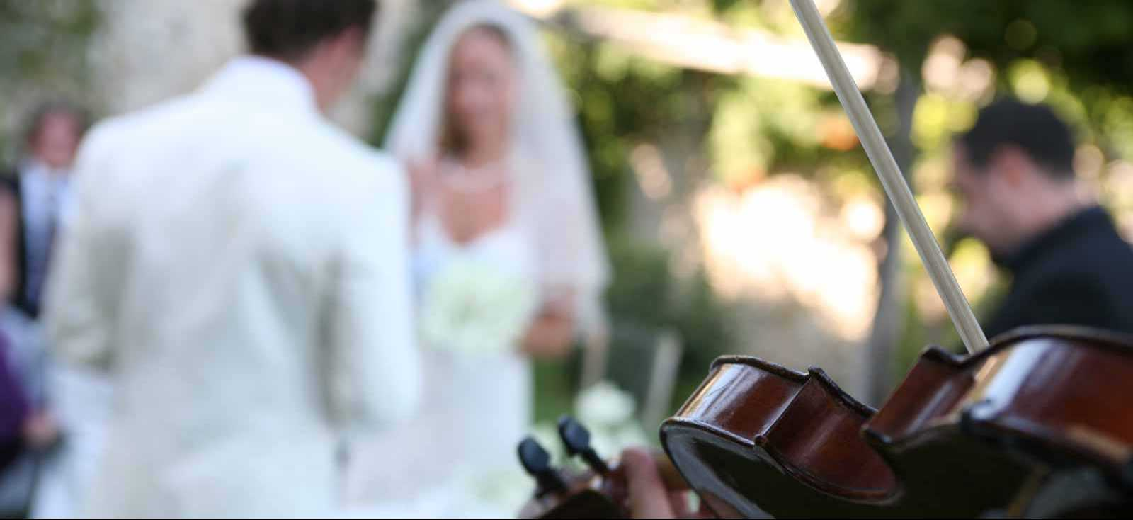 Ceremony And Reception Music: Music For Reception In Italy