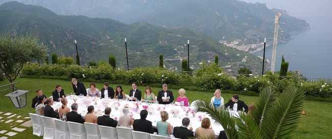 Emotional And Stylish Weddings In Amalfi Coast 1