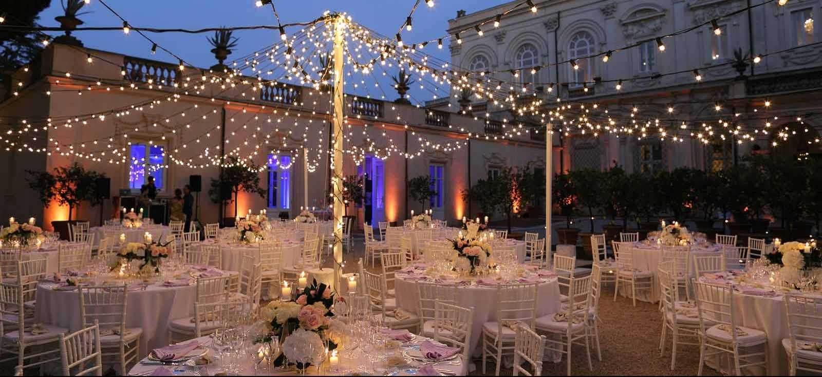 Wedding Venues In Rome Celebrations