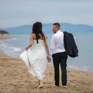 Beach Weddings In Italy Ceremony