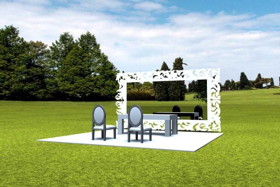 Setup Wedding Ceremony