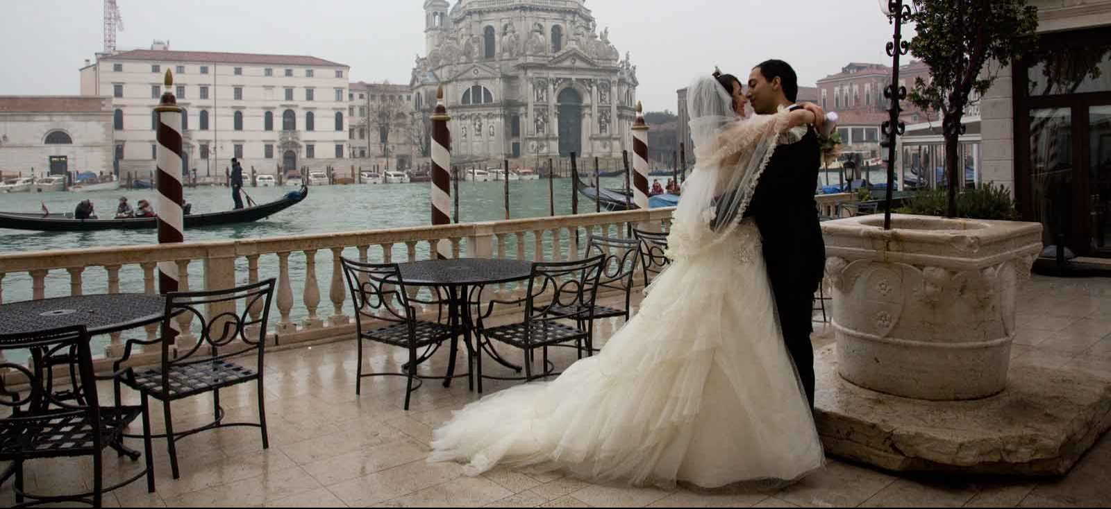 Where To Get Married In Italy: Italy Weddings