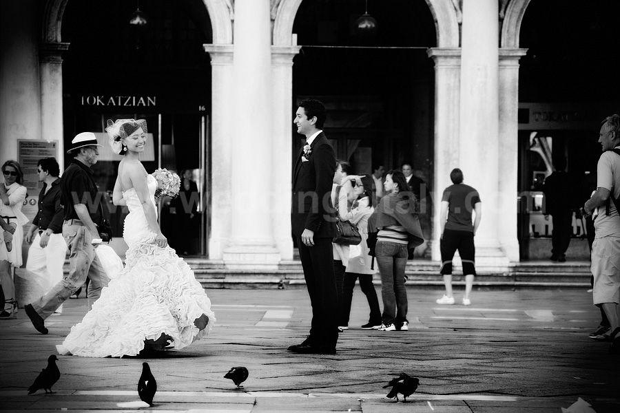Fabrizia & John Wedding in Venice
