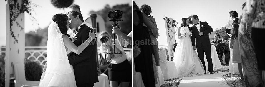 Nathalie & Elie Wedding in Anacapri