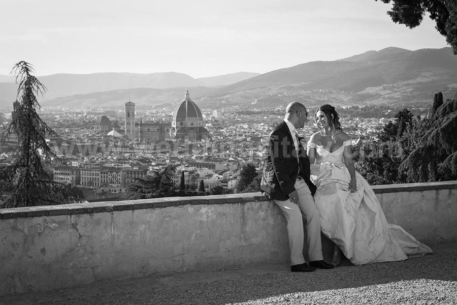 Eliane & Karim wedding in Florence