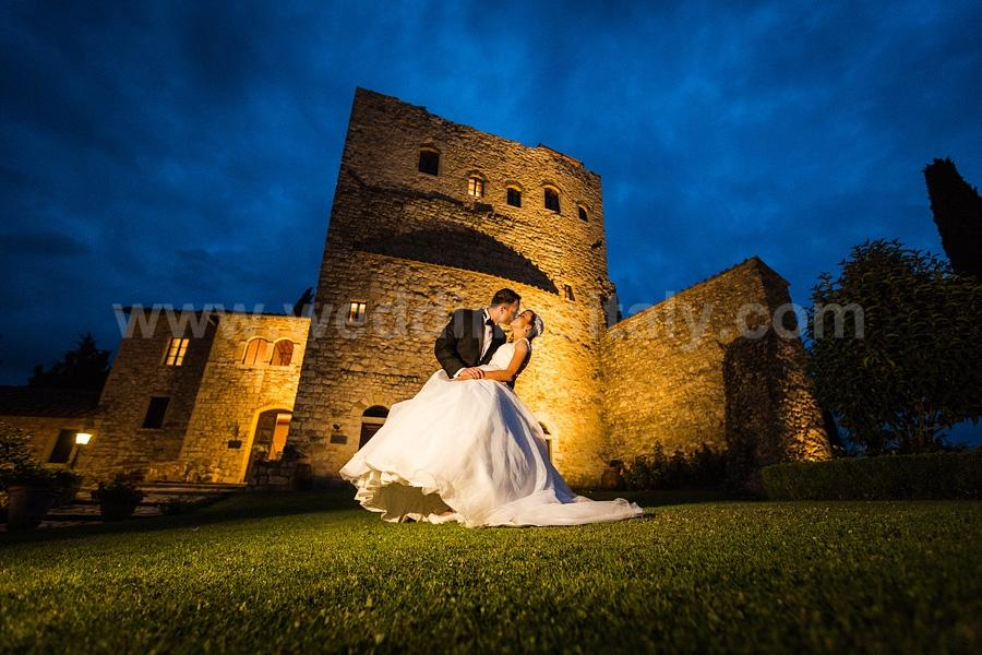 Joumana and Richard Wedding in Tuscany