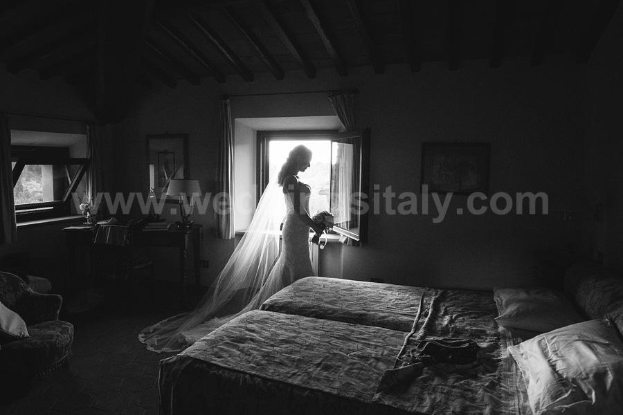 Amanda and Jonathan Wedding in Tuscany