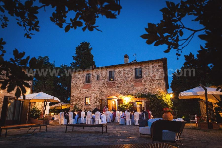 Prity and Amar Wedding in Tuscany