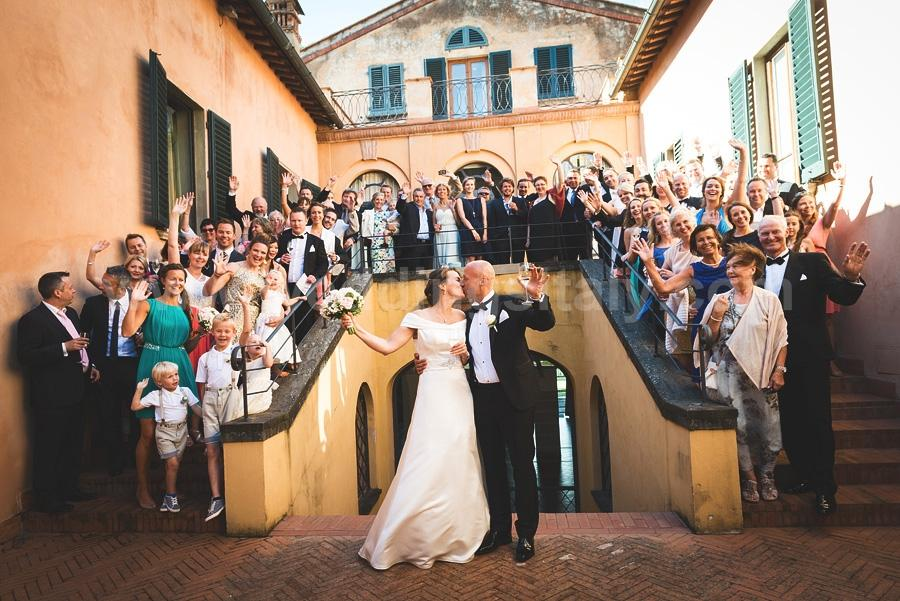 Anita and Erich Wedding in Tuscany
