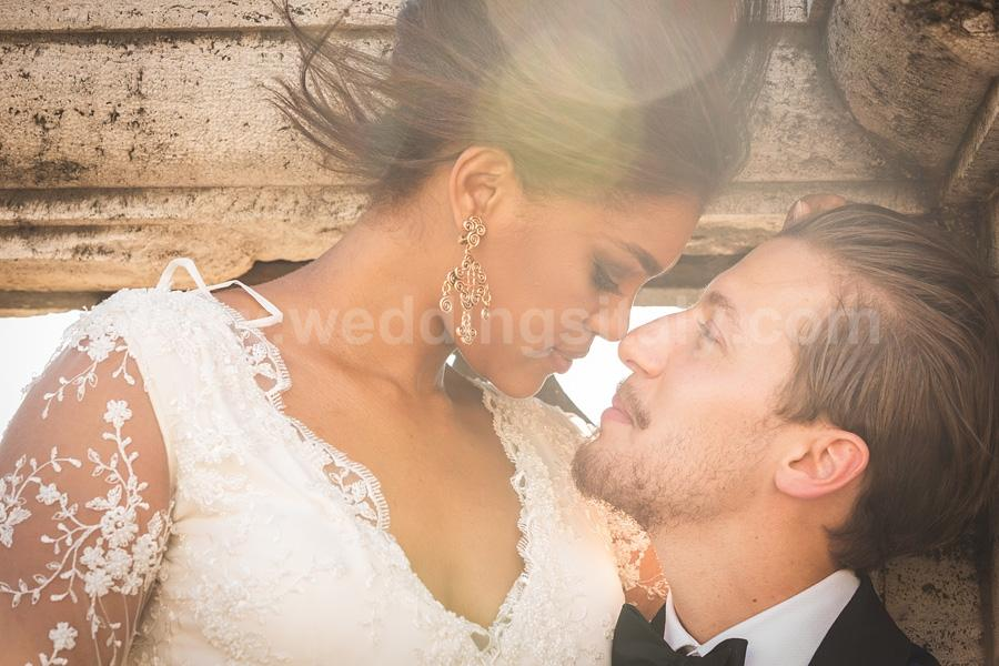Sasha and Philip Wedding in Rome