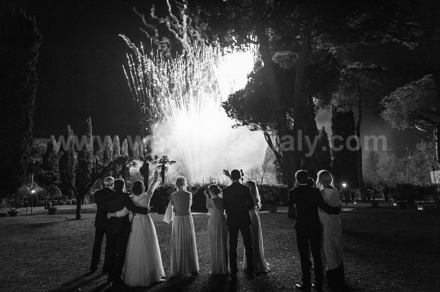 Exclusive Wedding in Relais Appia Antica