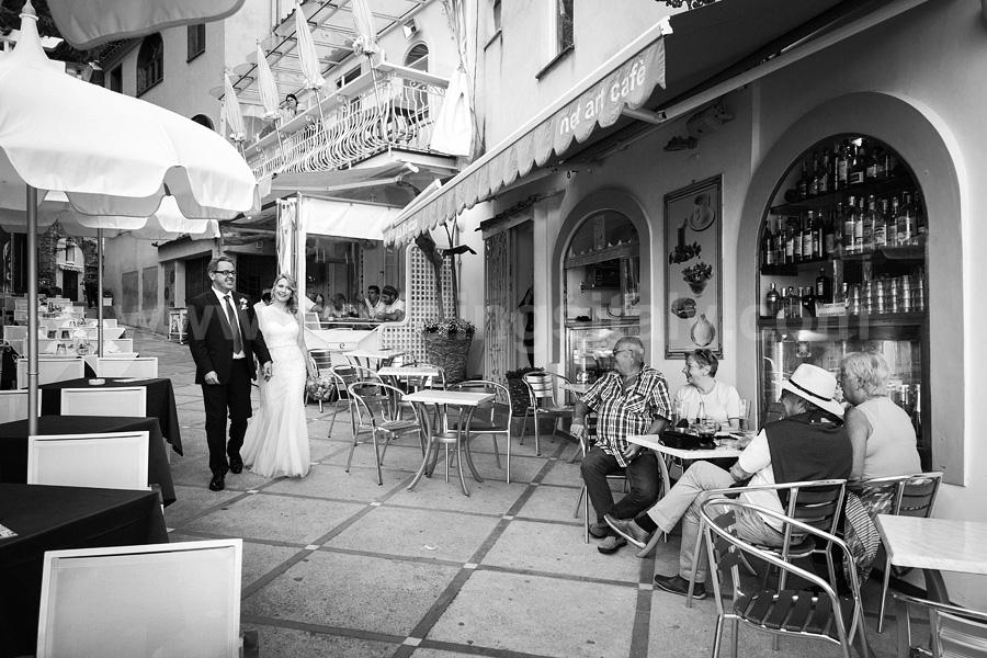 Sarah and Andy Wedding in Positano