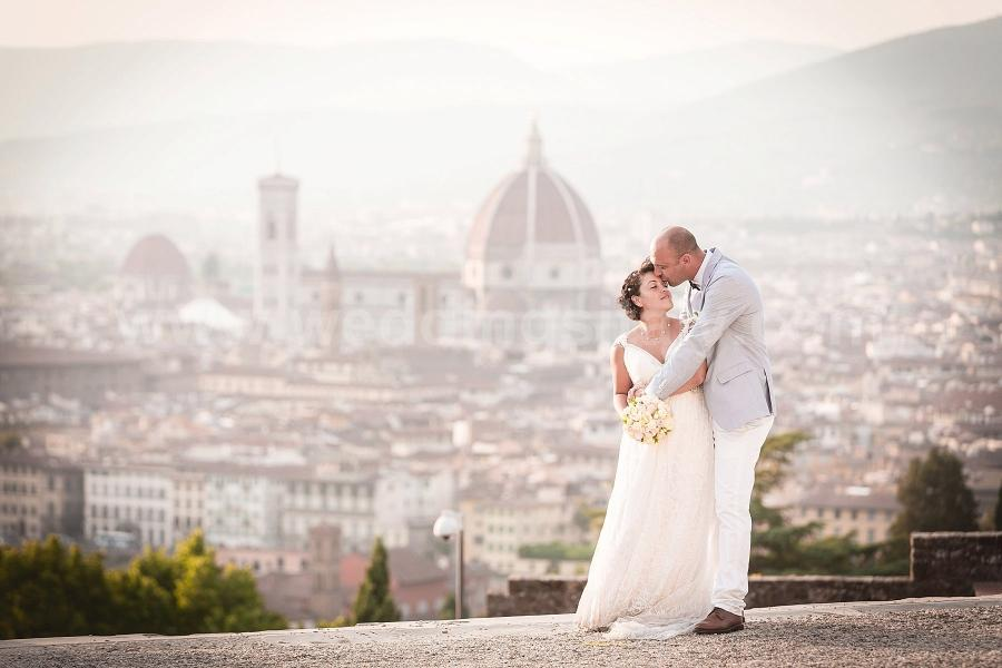 Stefanie and Remy Wedding in Florence
