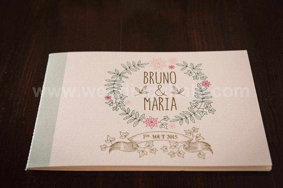 Maria and Bruno Wedding in Florence