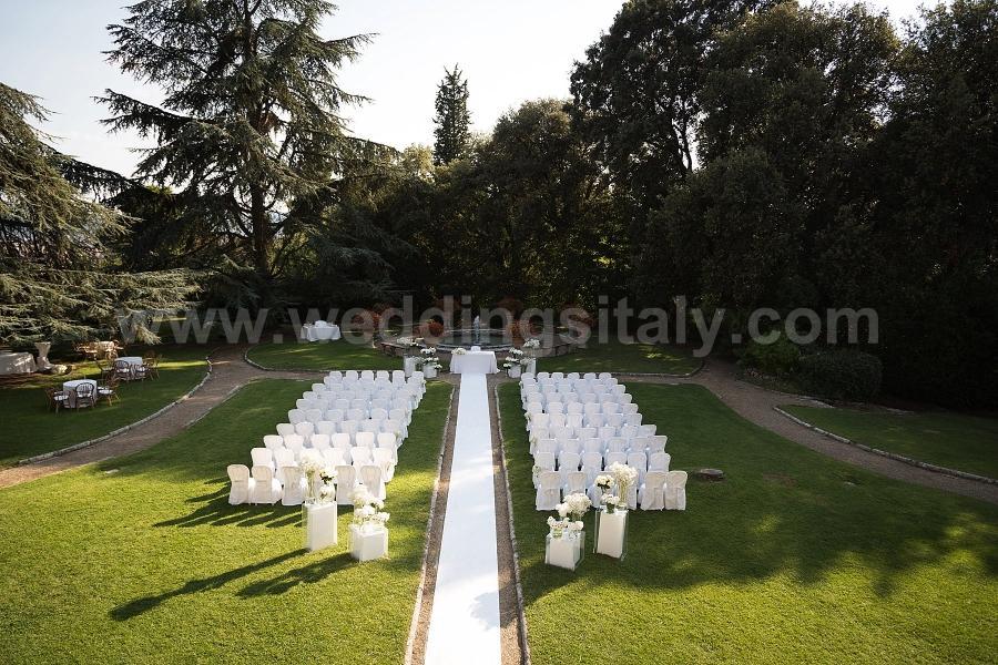 Hana and Joseph Wedding in Florence