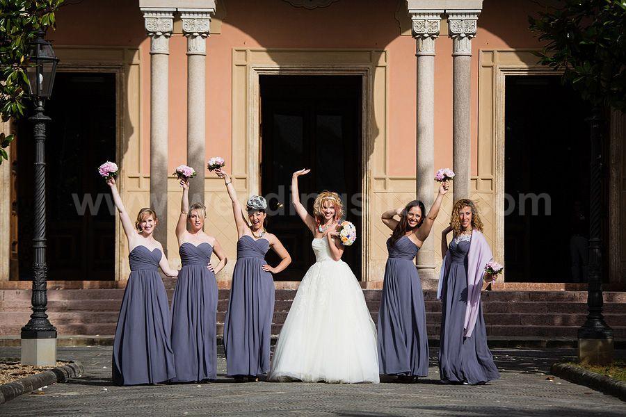 Ramona and Michael Wedding in Florence