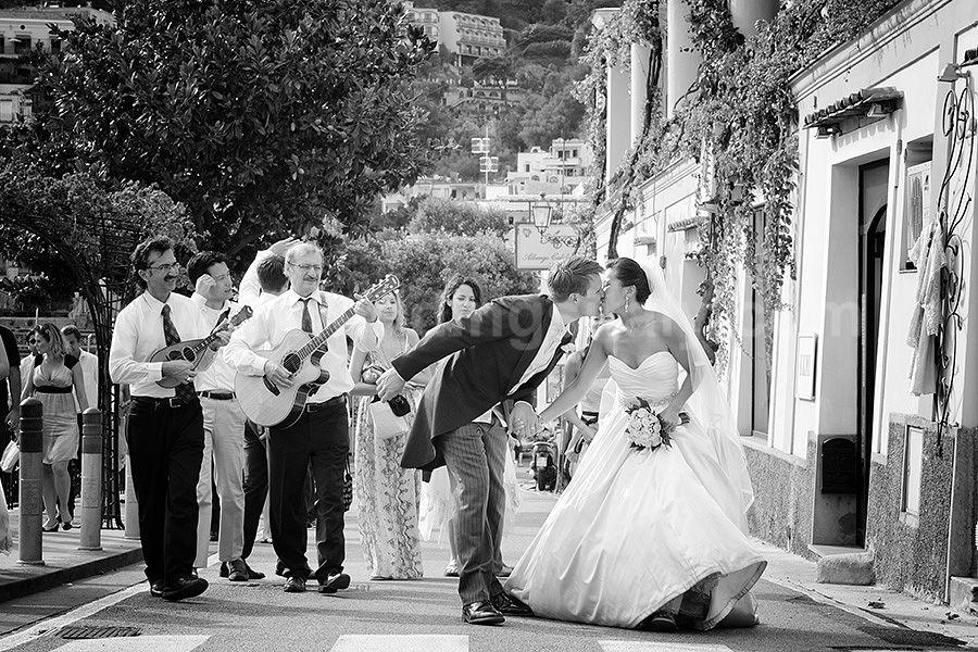 Emily & Andrea Wedding in Amalfi Coast