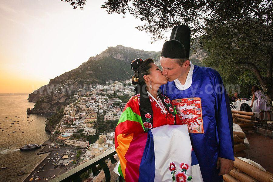 Emily & Andrea Wedding in Amalfi Coast