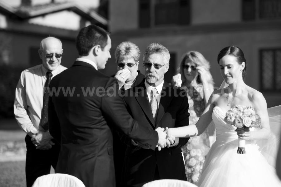 Angela and Christopher Wedding in Tuscany