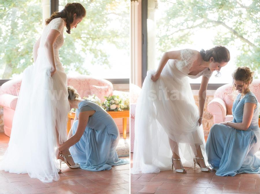 Laura And David Wedding In Tuscany