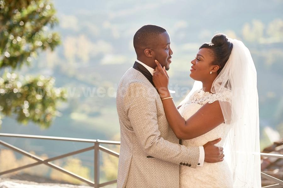 Hawa and Manny Wedding in Tuscany