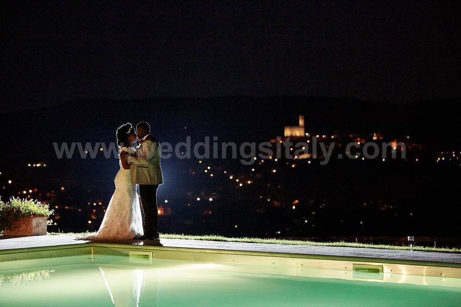 Hawa and Manny Wedding in Tuscany