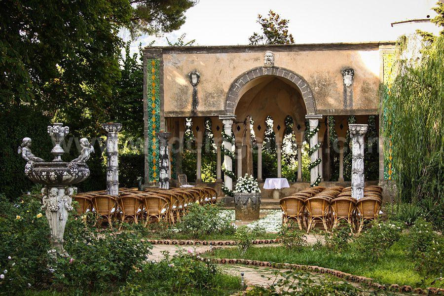 Annalise & Kristopher Wedding in Amalfi Coast