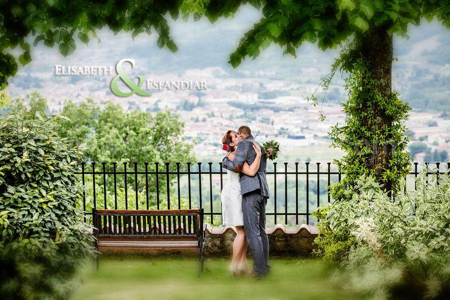 Elisabeth and Esfandiar Wedding in Tuscany