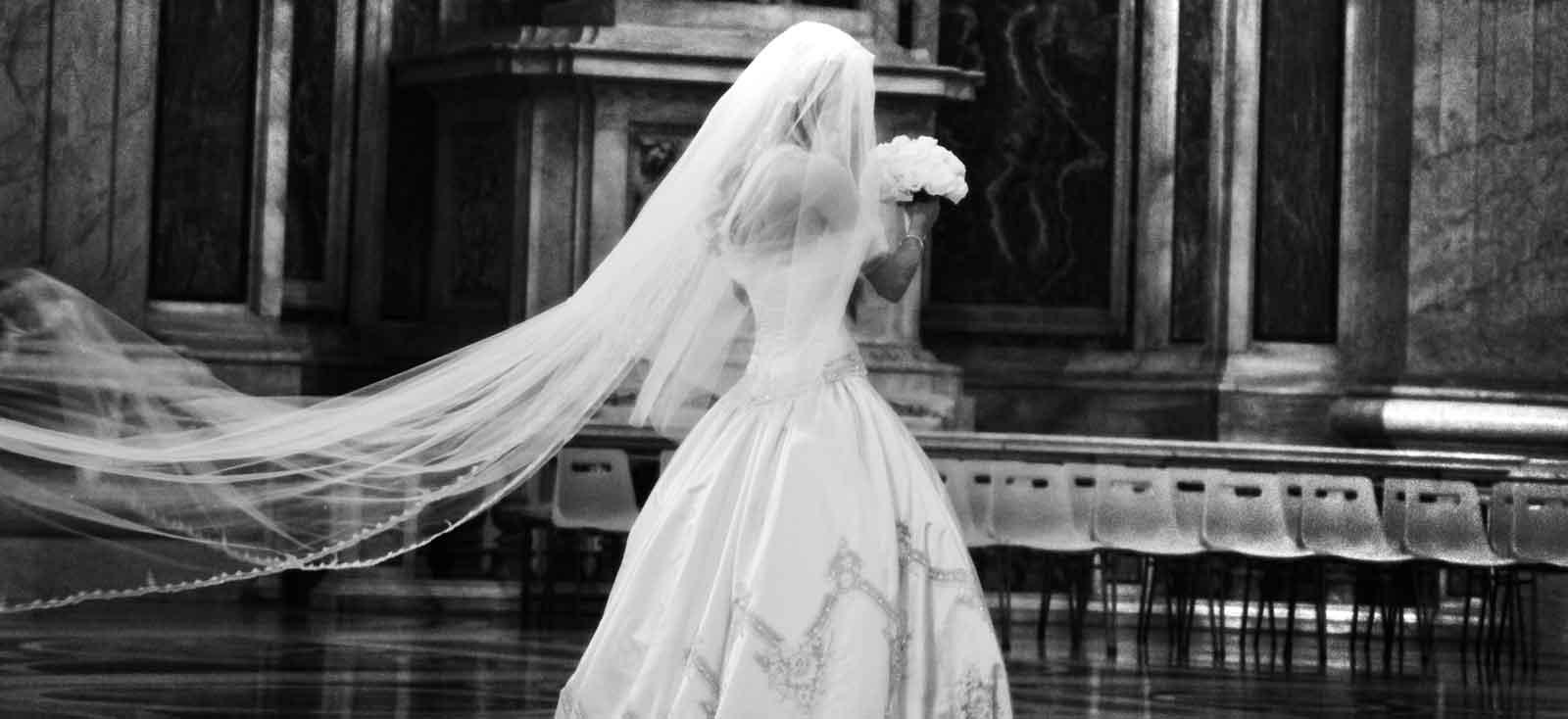 Catholic Ceremony In Italy