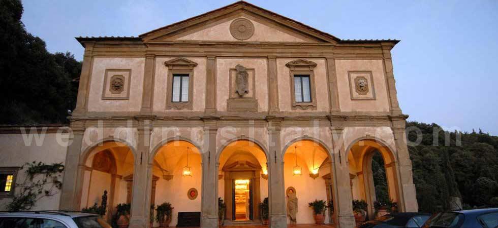 Villa San Michele Fiesole Florence