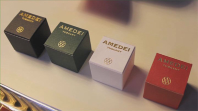Amedei Chocolate Factory Tour